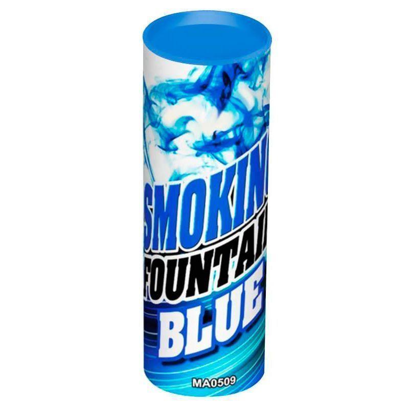 Цветной дым Синий 30 сек