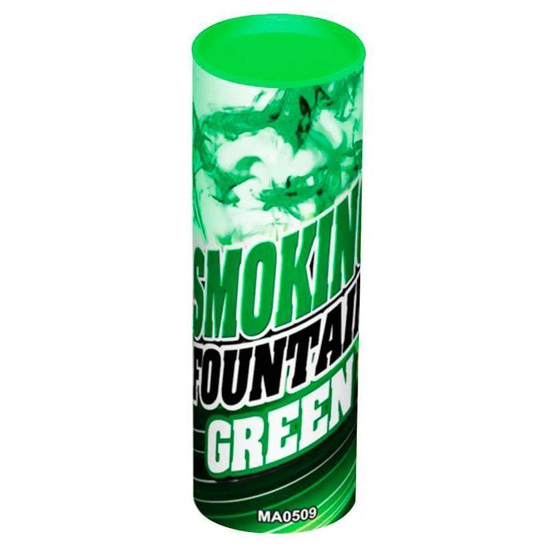 Цветной дым Зеленый 30 сек.