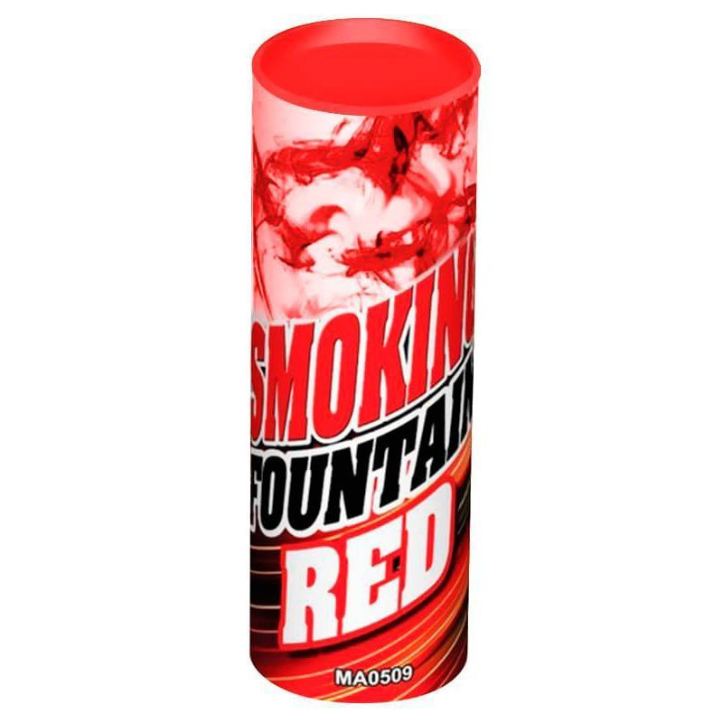 Цветной дым Красный 30 сек