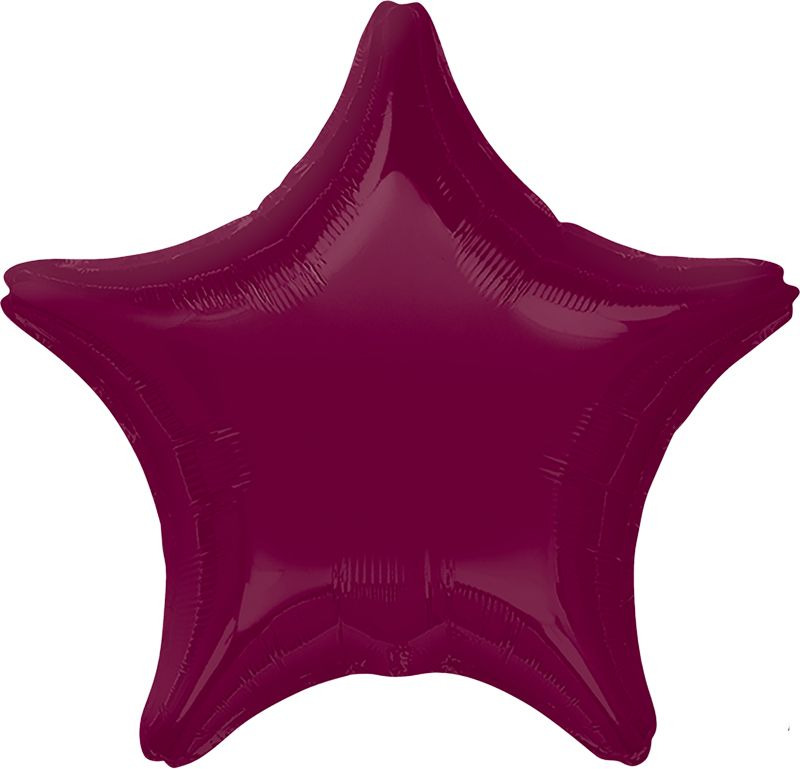 А 18 Звезда Бургундия / Burgundy Star S15