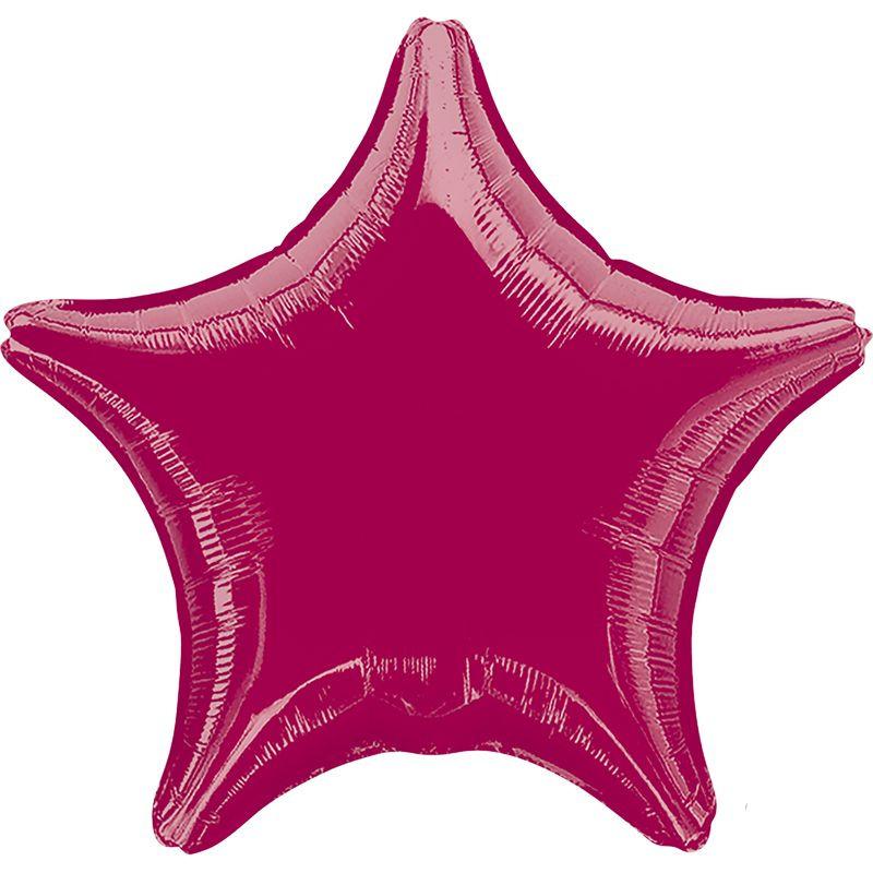 А 18 Звезда Ягодный  / Berry Decorator Star S15