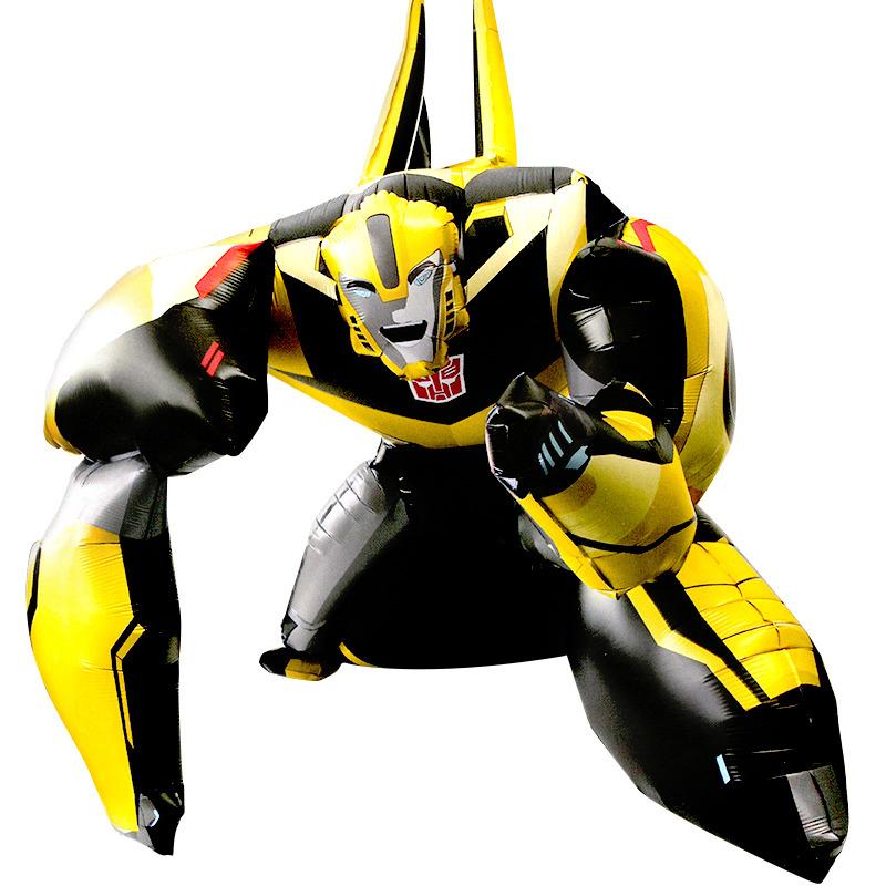 Ходячая фигура Бамблби Трансформеры в упаковке / Bumble Bee