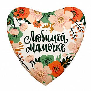 Любимой мамочке. Цветы